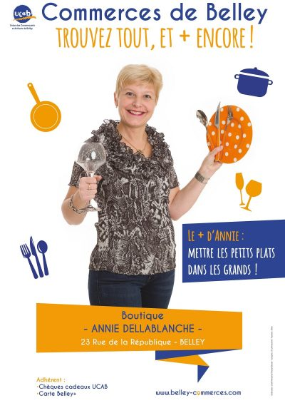 Boutique ANNIE DELLABLANCHE