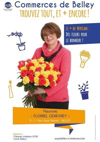 Florbel Genevrey