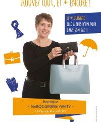 Maroquinerie Vanity
