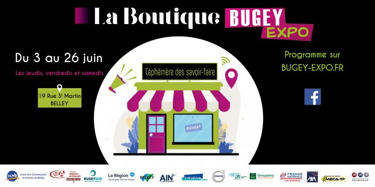 Boutique Bugey'Expo